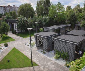 обновленный летний дворик в грузинском ресторане PATIO